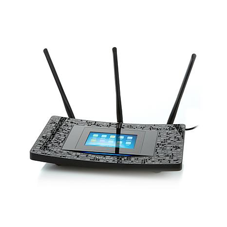 TP-LINK AC1900 Dual-Band Touchscreen Wi-Fi AC Router