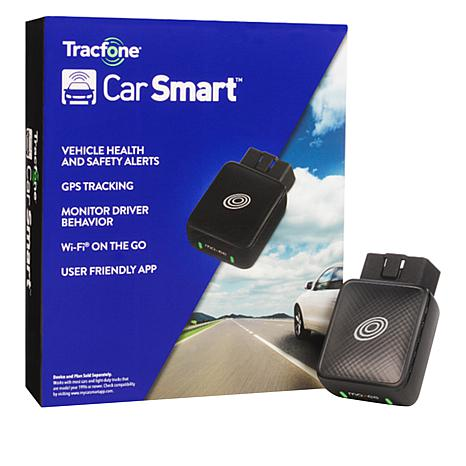 Tracfone CarSmart Vehicle Diagnostic with Hotspot