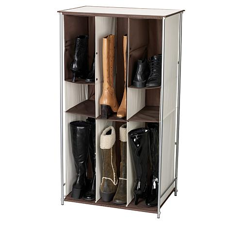 Transformer Boot Storage Organizer