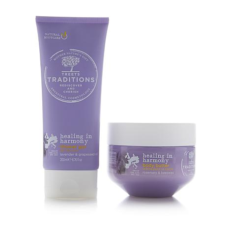 Treets Traditions Harmony Bath & Body Duo