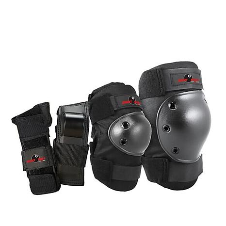 Triple Eight Ball Small/Medium Youth Pad Set 3-pack