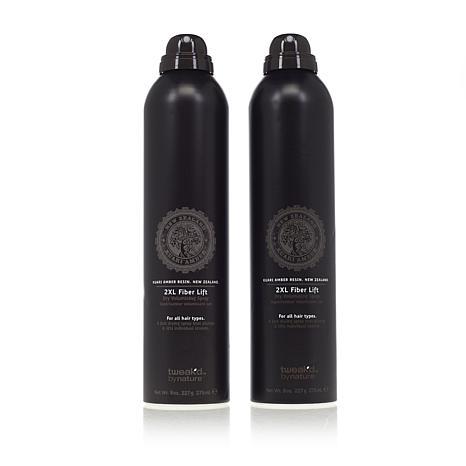 Tweak-d 2XL Fiber Lift Dry Volumizing Spray BOGO