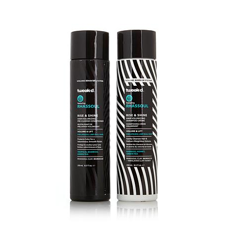 Tweak-d Rise and Shine Shampoo and Conditioner