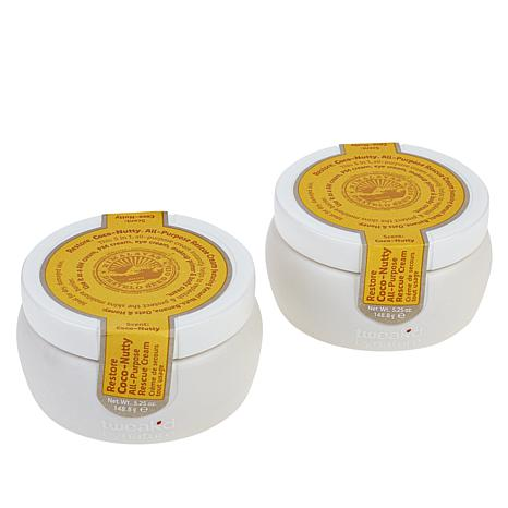 Tweak'd by Nature Dhatelo Rescue Cream Duo - Coco Nutty