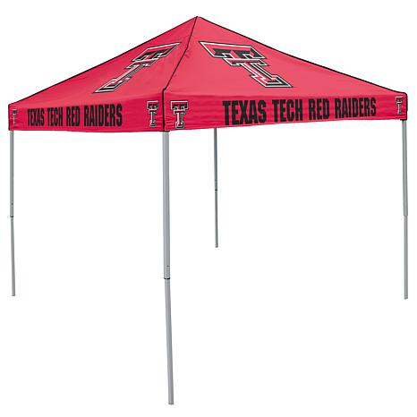 TX Tech red Tent