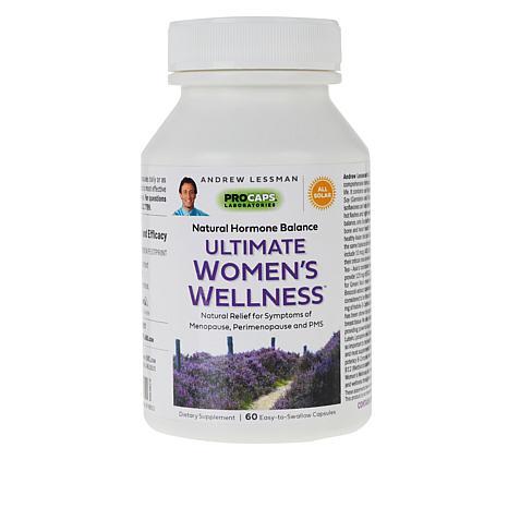 Ultimate Women S Wellness 60 Capsules 8294934 Hsn