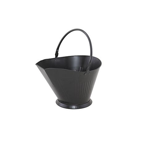 UniFlame Black Finish Coal Hod
