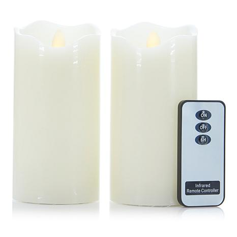 Unmatched Motion Flame LED Candle 2-pack