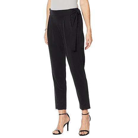 Vanessa Williams Comfort Zone Knit Tai Pant