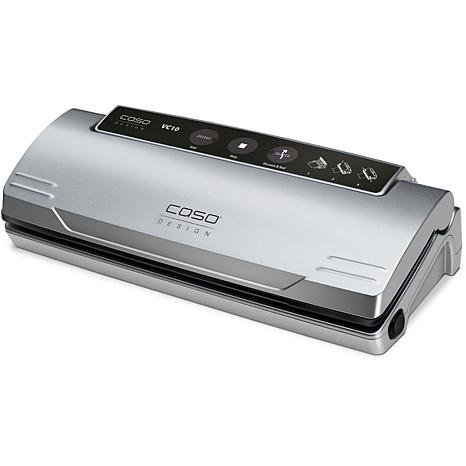 VC 10 Food Vacuum Sealer with Food Management App