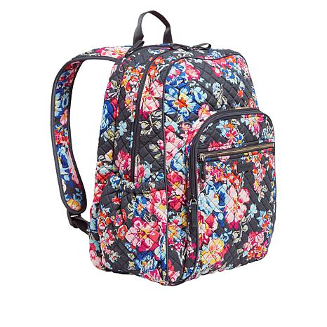 e05ac4edf Vera Bradley Iconic Campus Backpack - 8954315 | HSN