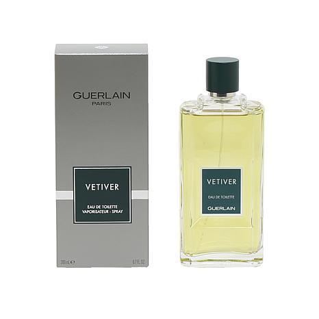 Vetiver for Men by Guerlain EDT Spray 6.7 oz.