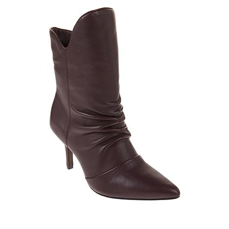 Vince Camuto Andrissa Leather Pointed-Toe Boot