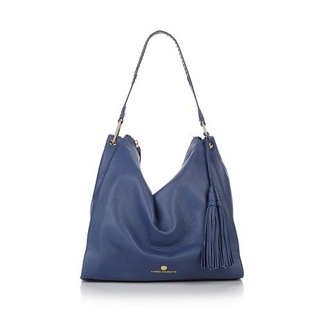 Vince Camuto Cecil Leather Slouchy Shoulder Bag