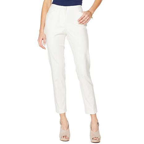 Vince Camuto Double-Weave Pant - Basic