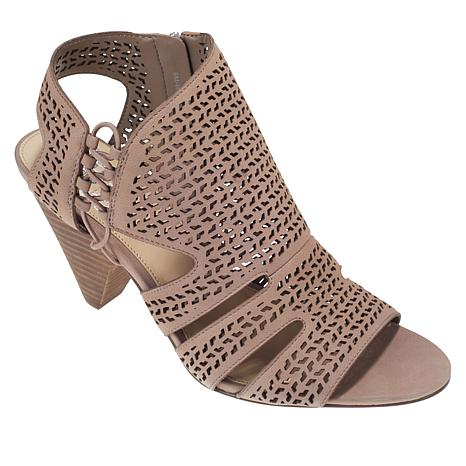 Vince Camuto Esten Perforated Leather Sandal