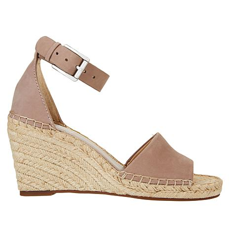 3928cae597c Vince Camuto Leera Leather Espadrille Wedge Sandal - 8912260