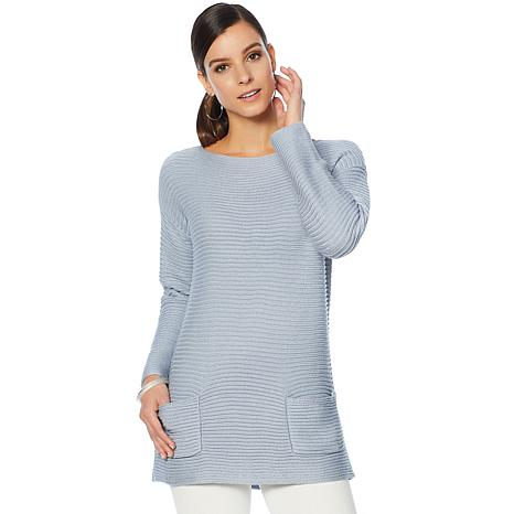 Vince Camuto Two Pocket Sweater