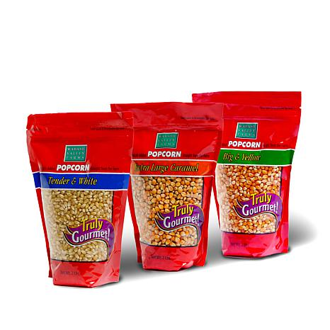 Wabash Valley Farms 3-pack Big and Bold Gourmet Popcorn