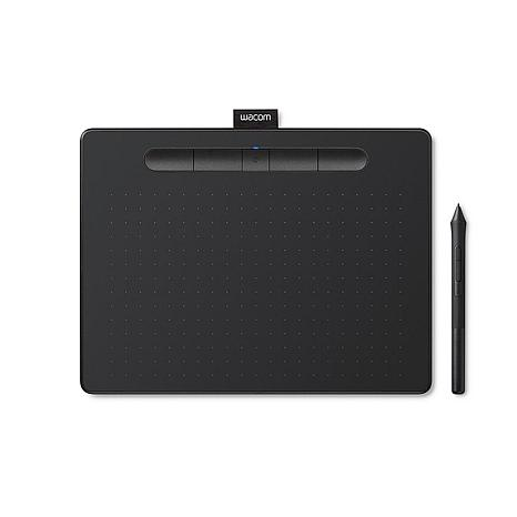 Wacom Intuos Small Black Tablet with Pen