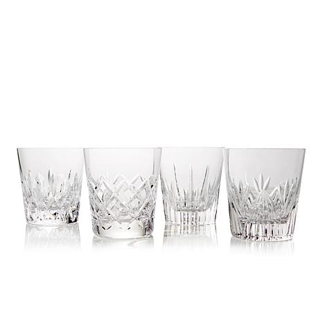 Waterford Distinctive Set of 4 DOF Glasses