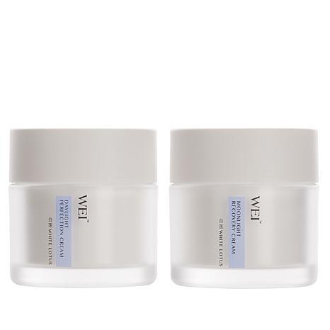 Wei™ White Lotus Hydrating Day and Night Cream Set