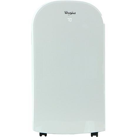 Whirlpool 250 Sq. Ft. Portable Air Conditioner w/Remote Control -White