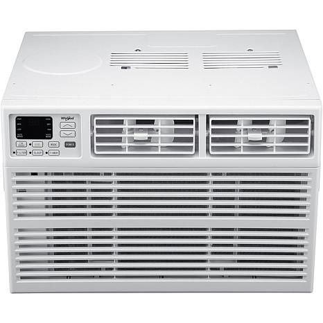 Whirlpool 8,000 BTU Window Air Conditioner w/Remote