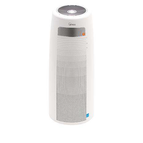 Winix QS 4-Stage Air Purifier with Speaker and True HEPA Filter