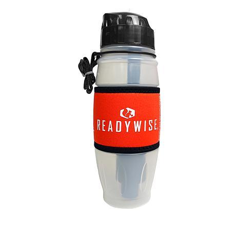 Wise Company 28oz Seychelle Filtering Water Bottle