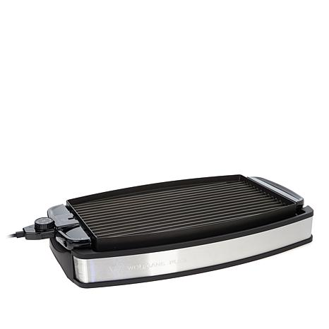 Food Network Reversible Electric Grill And Griddle