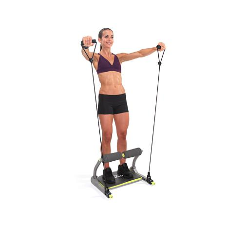 Wonder Core Smart Exercise System With Workout DVD And Resistance Bands