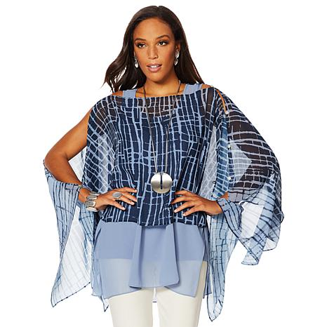 WynneLayers Convertible Poncho