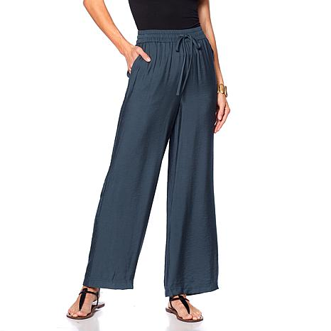 WynneLayers Malibu Drawstring Pant with Pockets