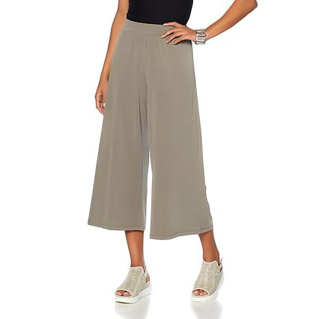 WynneLayers Washed Modal Cropped Pant