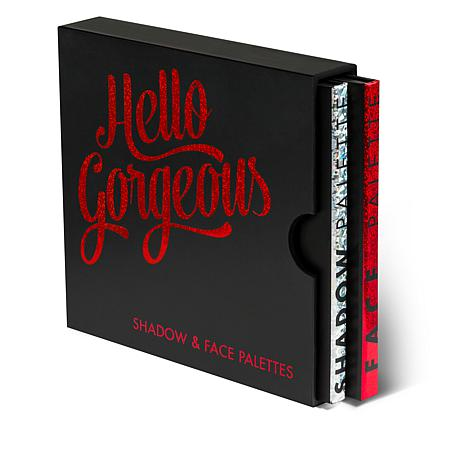 ybf Hello Gorgeous Palette Collection