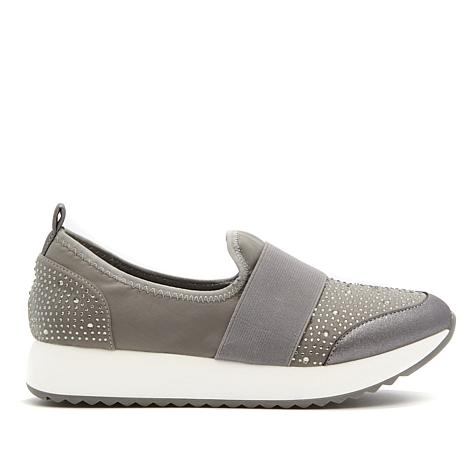 Yellow Box Edison Embellished Slip-On Shoe