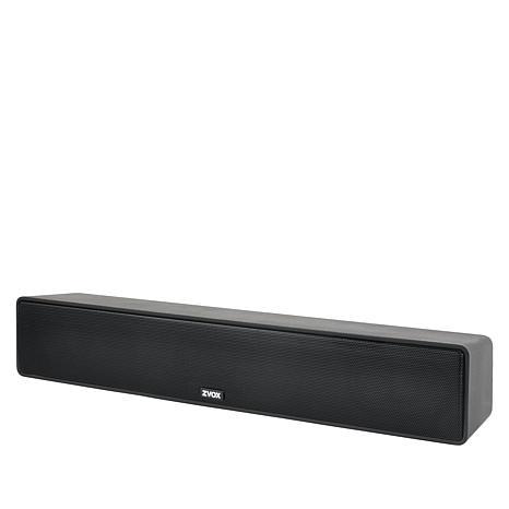 ZVOX AV155 AccuVoice Soundbar w/6-Level Dialogue Boost & 5-Yr Warranty