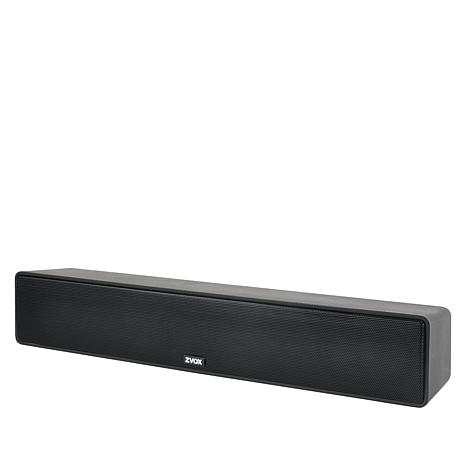 ZVOX AV155 AccuVoice TV Soundbar w/6 Level Dialogue Boost and Remote