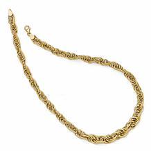 a7662f23ef9cd Gold Necklaces | 10K & 14K Gold Necklaces for Women | HSN