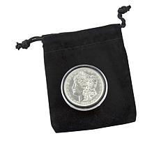 1880s Random Year and Mint Wild West Morgan Silver Dollar