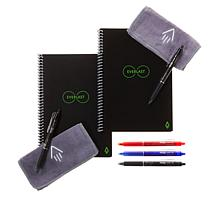 2-pack Rocketbook Everlast Notebook Bundle