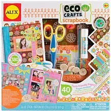 Alex Toys Eco Crafts Scrapbook Kit