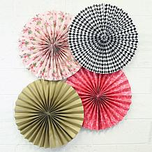 Anna Griffin® 8-piece Paper Rosettes Decor