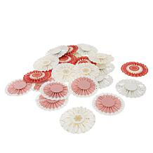 Anna Griffin® Christmas Perfect Rosettes 2