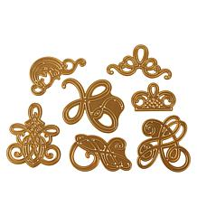 Anna Griffin® Fancy Flourish Cutting Dies