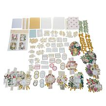 Anna Griffin® Happy Birthday Boxed Card Making Kit