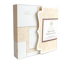 Anna Griffin® Ivory Square Card Sentiment Inserts 60-pack