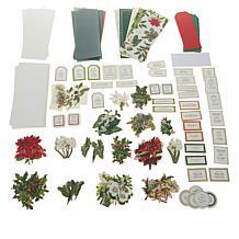 Anna Griffin® Slimline Christmas Card-Making Set