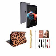 "Apple iPad 10.2"" w/Bluetooth Keyboard, Apple Pencil and Voucher"